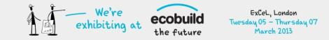 Ecobuild Banner