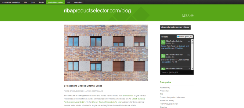 ribaproductselector_com_blog