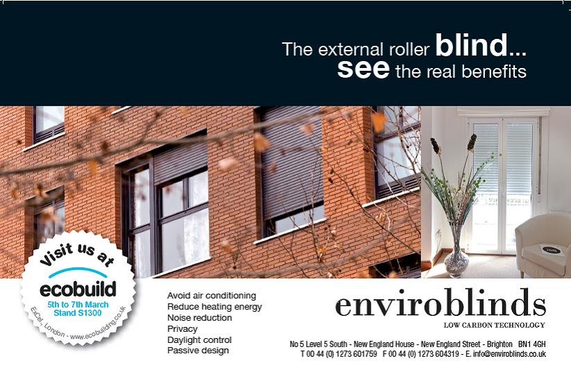 Enviroblinds FX & Blueprint ad
